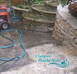 Stone Patio Cleaning Maida Vale